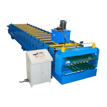 Metal Double IBR and Corrugated Machines