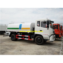 Dongfeng 190HP 11T Water Tank Trucks