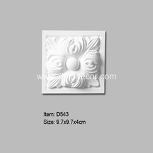 Leading for Pilaster Bottoms PU Rosette Door and Window Frame export to United States Exporter