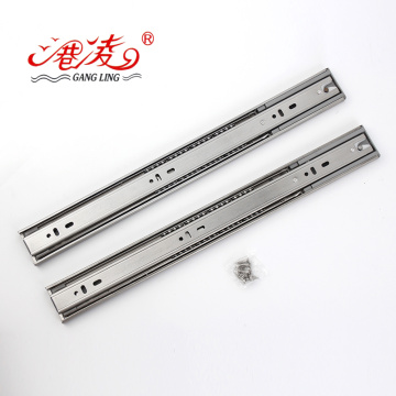 Stainless Steel Single Spring  Close Slide 400mm