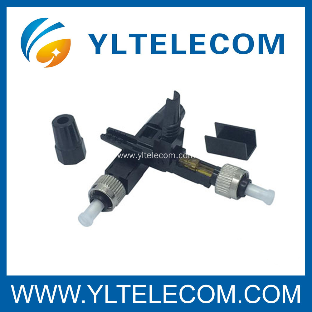 FTTH Fiber Optical FC/UPC SM Fast Connectors