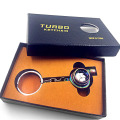 Mini Electric Turbo Keychain With Light