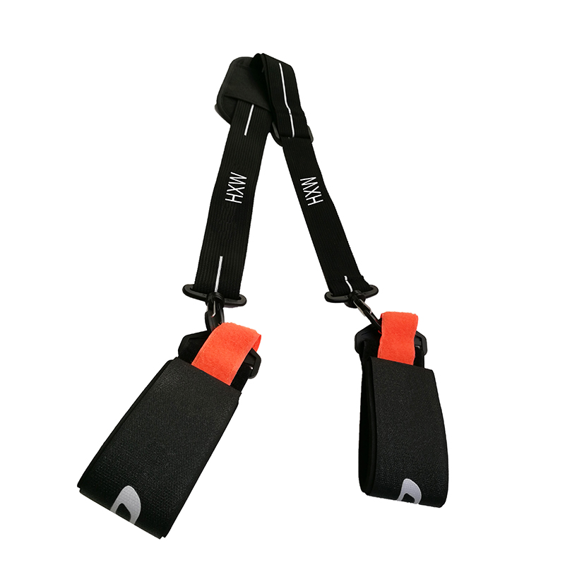 Ski And Pole Carrier Strap
