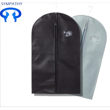 Custom dust bag transparent garment bag plastic bag