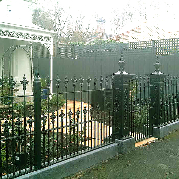 metal art mesh fencing