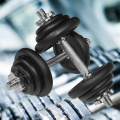 Adjustable Cast Iron Dumbbell Sets