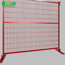 High Quality Galvanized Temporary Fence For Canada