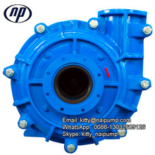 High Chrome Anti-Abrasive Slurry Pump