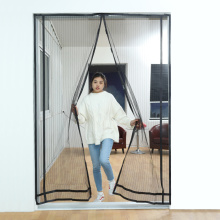 magnetic mosquito fly net door curtain