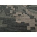 Rip-stop Nylon Cotton Blend Camouflage Fabric