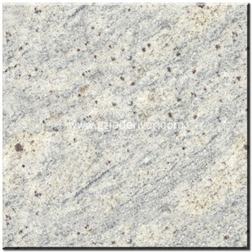 White High Glossy Natural Granite Vanitytop for Kitchen