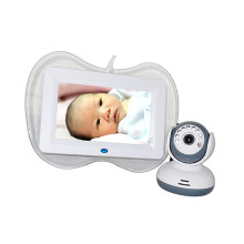 4 Camera Video Audio Baby Monitor for Elderly