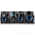 Hifi speaker system for multimedia with mp5