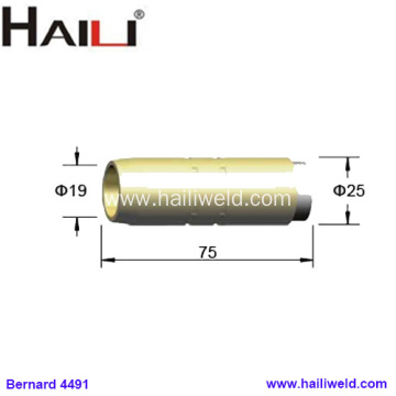 "4491 Brass Nozzle 3/4"" for Bernard"