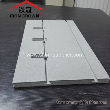 High Density Fire-protection Moistureproof MgO Carved Board