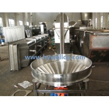 Malic Acid Fluid Bed Drying Machine