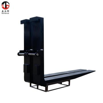 Best material forklift with rotating forks
