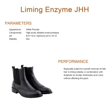 Quality for China Leather Enzymes,Enzymes For Leather,Enzymes Used For Leather,Enzymes For Leather Industry,Lipase For Leather Supplier Sunson Liming Enzyme JHH export to Greece Exporter