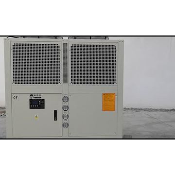 Recirculating water cooling industrial water chiller