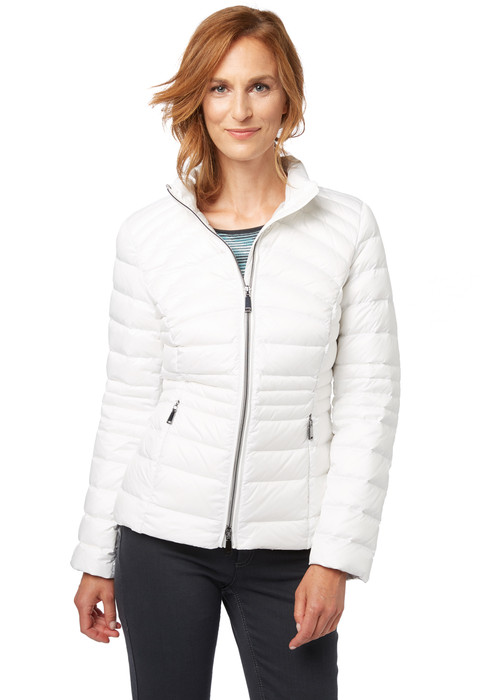 ladies down jacket light