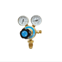 Miniature Brass Gas Regulator