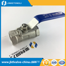 new products irrigation long working life ansi cf8m stainless steel ball valve