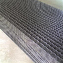 Security fence cage reinforcing welded mesh