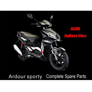 New Fashion Design for for Jiajue Scooter Spare Part Jiajue Ardour Sporty Complete Scooter Spare Part export to France Supplier