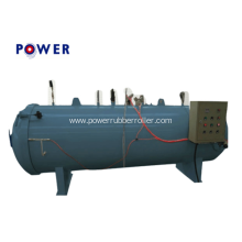 Stable Rubber Roller Vulcanization Boiler