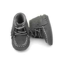 China for Baby Boots Shoes High Quality Genuine Leather Baby Cowboy Boots export to France Factory
