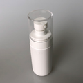 80ml PET bottle with lotion pump for cream