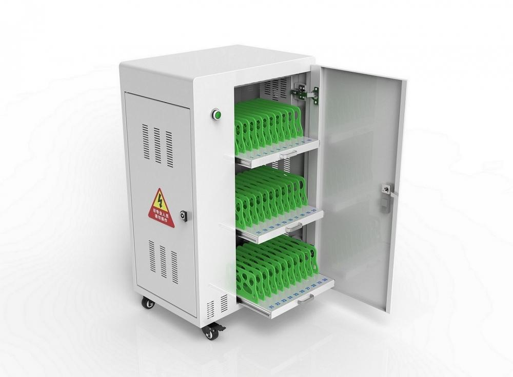 ipad charging cart for schools