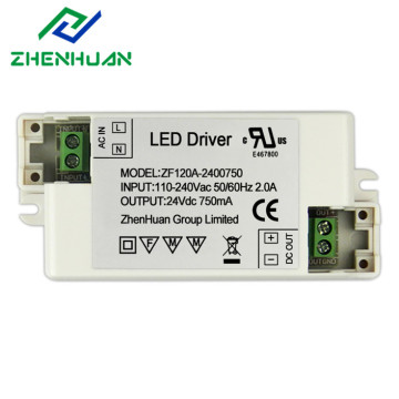 24V18W class 2 power supply led driver circuit