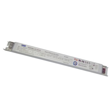 0-10V / PWM Dimmable Motorista Linear