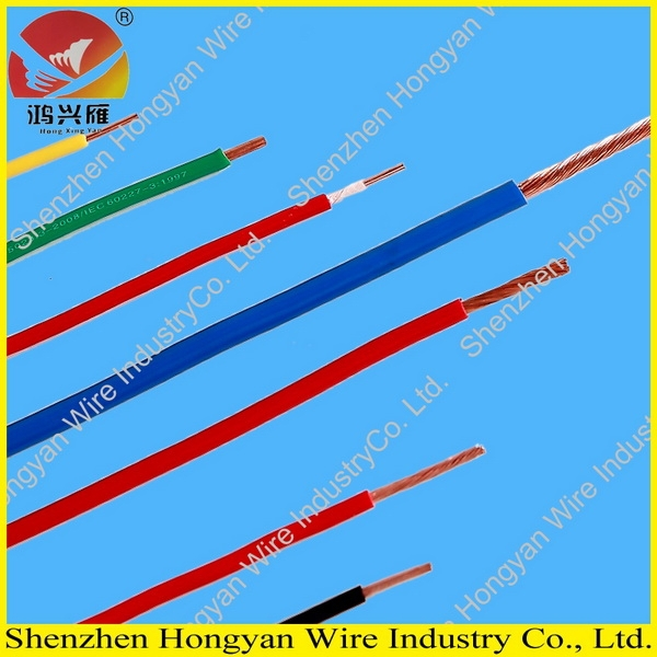 PVC Insulated Electric Cable and Copper Wire