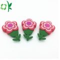 Flower-shape Flash Drive USB Silicone USB Dust Cover
