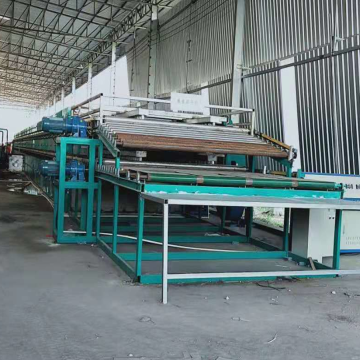 Continuous Coil Veneer Dryer