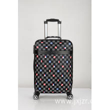 Pattern Softside Wheeled Luggage