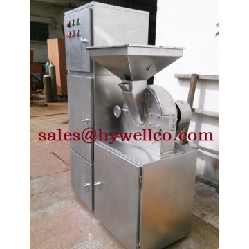 Puffed Food Grinding Machine