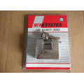 50MM Top Security Rectangle Iron Padlock
