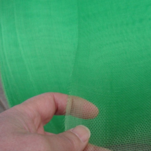Plastic Insect  Screen Mesh