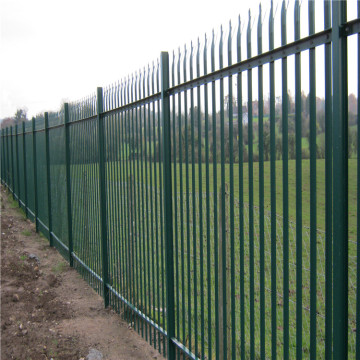 palisade fence costs