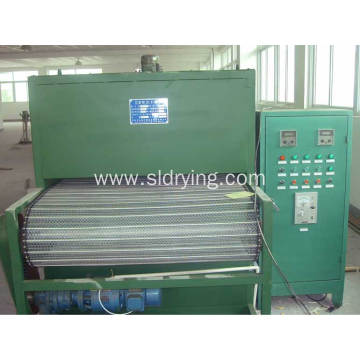 Plastic products Mesh Belt Drying Machine