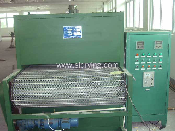 Motherwort Mesh Belt Drying Machine