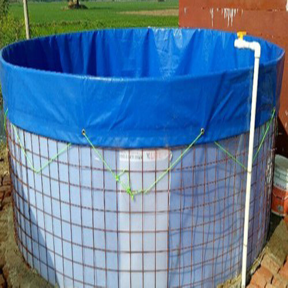 Round Tarpaulin for Fish Farming Fish Tanks