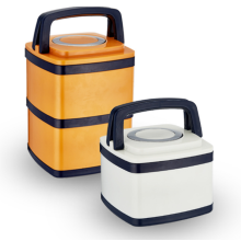 Vacuum Heat Preservation Stainless Steel Chinese Lunch Box