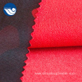Super Soft Printed Tricot Brush Fabric