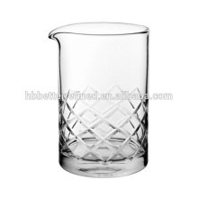 Good quality 100% for Mixing Glasses, Cocktail Mixing Glass, Bar Mixing Glass, Glass Carafe Manufacturer in China Hand Cut Yarai Mixing Glass 500ml export to Afghanistan Manufacturers