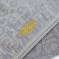 good material embroidery towel