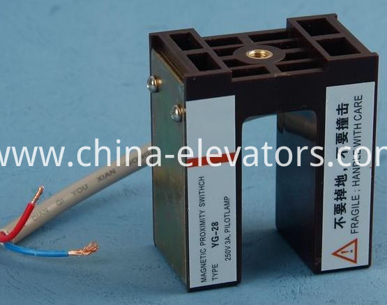 Leveling Switch for Mitsubishi Elevators YG-25 G1 | YG-28